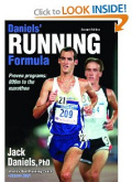 Daniels' Running Formula book